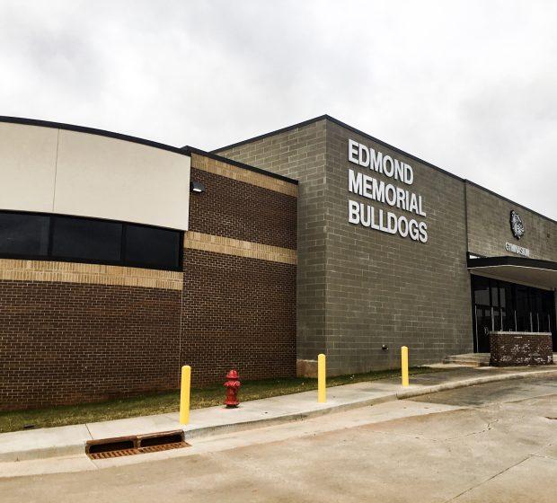 Edmond Memorial High School Commercial Construction