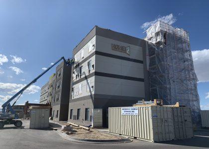 Home 2 Suites Commercial Construction 1