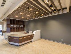 Key Construction Meritrust Credit Union Headquarters