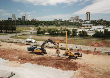 Key Construction Commercial Construction River West Apartments