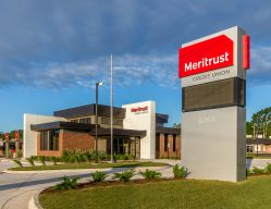 Key Construction Meritrust Credit Union Commercial Construction 3