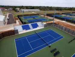 Edmond Tennis Center Key Construction Commercial Construction 10