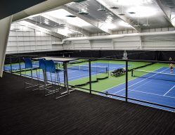 Edmond Tennis Center Key Construction Commercial Construction 13