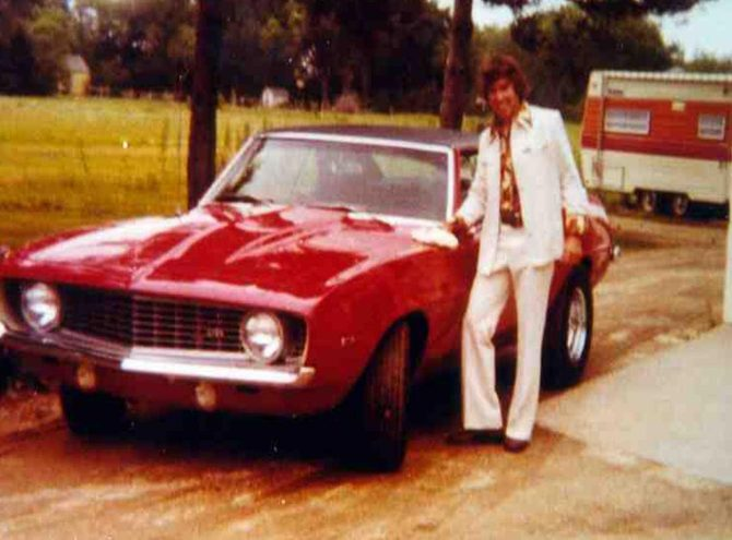 1978 2 Ken Camaro