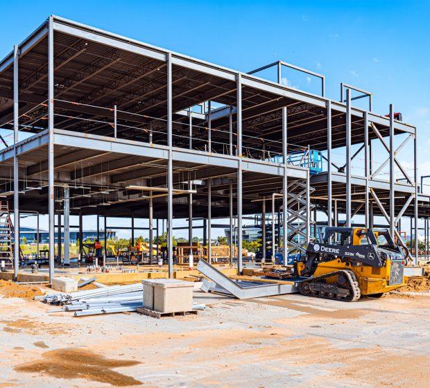 Chicken N Pickle Key Construciton Commercial Construction San Antonio 2