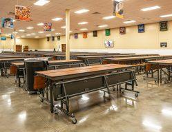 ILT Katy Westpark Interiors Cafeteria