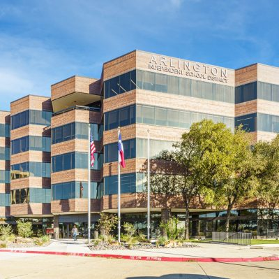 Arlington ISD Enterprise Centre Key Construction Commerical Construction 1