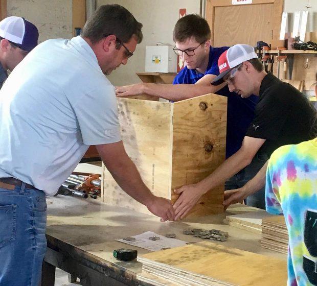 Key Construction Community Involvement
