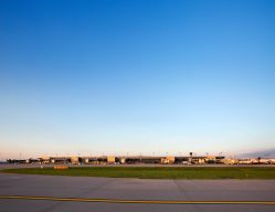 Dwight D Eisenhower National Airport Wichita KS Commercial Construction 59