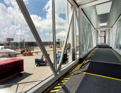 Dwight D Eisenhower National Airport Wichita KS Commercial Construction 26