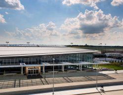 Dwight D Eisenhower National Airport Wichita KS Commercial Construction 32