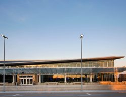 Dwight D Eisenhower National Airport Wichita KS Commercial Construction 46