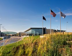 Dwight D Eisenhower National Airport Wichita KS Commercial Construction 49