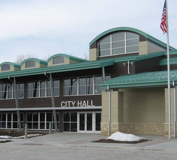 Andover City Hall Andover KS Commercial Construction 4