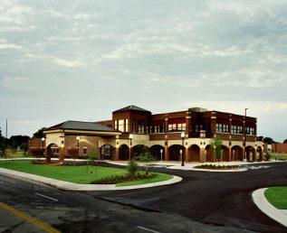 City Of Tulsa Centennial Center Tulsa OK Commercial Construction 3