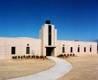 E 911 Facility Tulsa OK Commercial Construction 9