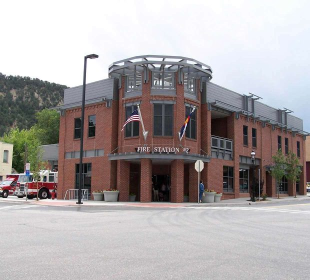 Glenwood Springs Fire Station Glenwood Springs CO Commercial Construction 2
