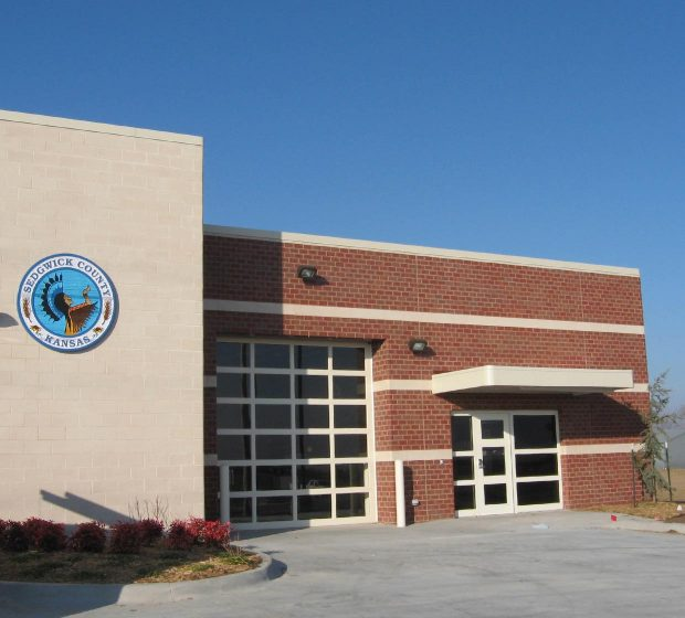 Sedgwick County Fire Station #35 And EMS Post Goddard KS Commercial Construction 5
