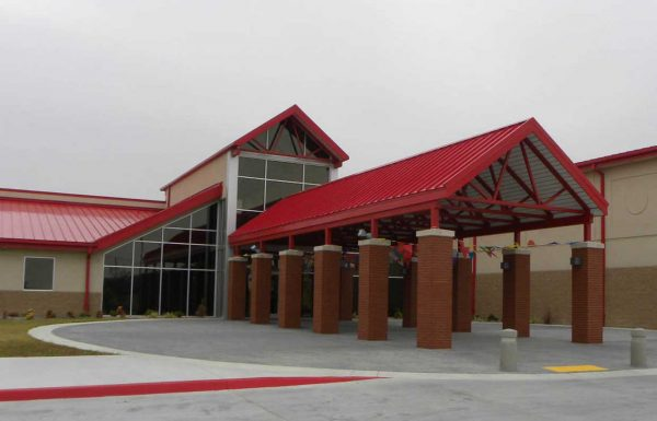 Catalayah Elementary School Claremore OK Commercial Construction 1