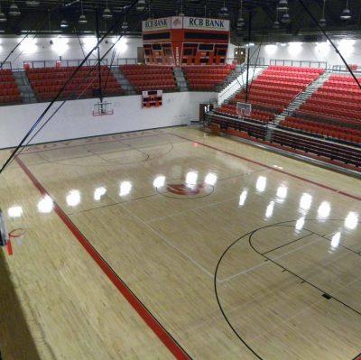Claremore High School Gymnasium Claremore OK Commercial Construction 2