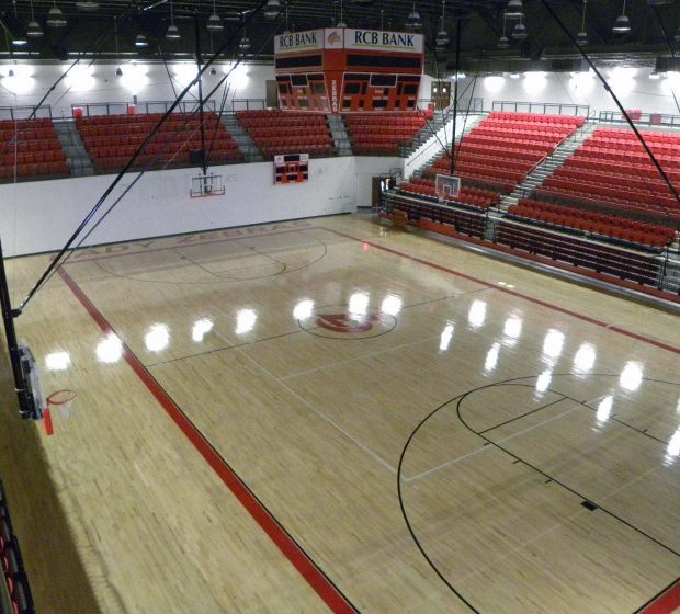 Claremore High School Gymnasium Claremore OK Commercial Construction 2