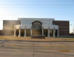 Claremore High School Gymnasium Claremore OK Commercial Construction 3