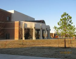 Claremore High School Gymnasium Claremore OK Commercial Construction 4