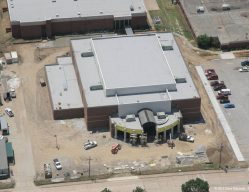 Claremore High School Gymnasium Claremore OK Commercial Construction 5