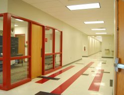 Will Rogers Junior High Addition Claremore OK Commercial Construction 2