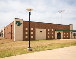 Santa Fe High School Fieldhouse And Classrooms Edmond OK Commercial Construction 2