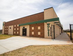 Santa Fe High School Fieldhouse And Classrooms Edmond OK Commercial Construction 3