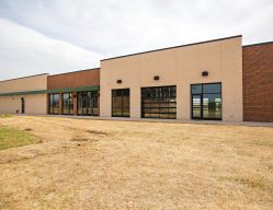 Santa Fe High School Fieldhouse And Classrooms Edmond OK Commercial Construction 4