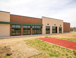 Santa Fe High School Fieldhouse And Classrooms Edmond OK Commercial Construction 5