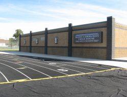 Scott Community Fieldhouse Scott City KS Commercial Construction 3