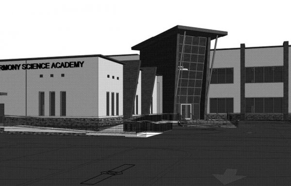 Harmony Science Academy Grand Prairie TX Commercial Construction 2