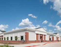 Performance Charter School College Station TX Commercial Construction 10