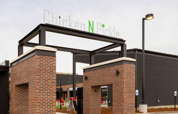Chicken N Pickle Wichita KS Commercial Construction 10