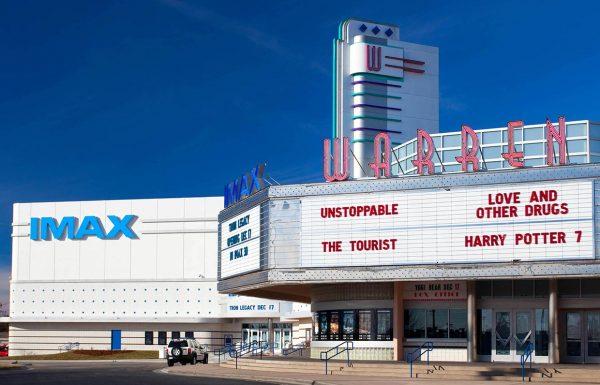 IMAX Wichita KS Wichita KS Commercial Construction 1