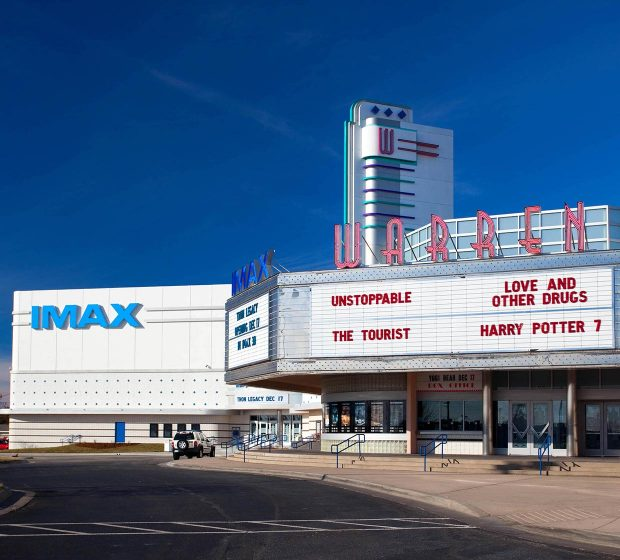 IMAX Wichita KS Wichita KS Commercial Construction 1